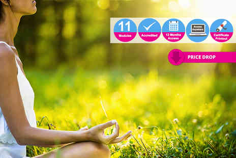 Kew Training - An accredited course in powerful meditation for healing your soul - Save 82%
