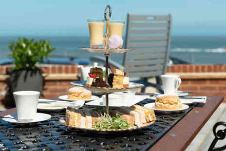 The Bay Tree - Traditional afternoon tea for two people with a glass of Prosecco each - Save 51%