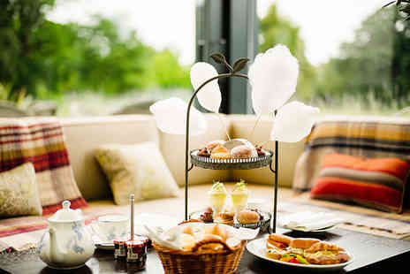 Hotel Du Vin - Traditional afternoon tea for two people choose from 14 locations - Save 33%