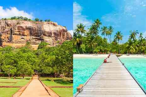 Sri Lanka Tour & Paradise Island Resort & Spa Maldives - Five Star Exciting Discovery of Sri Lanka with Beachside Bliss - Save 0%