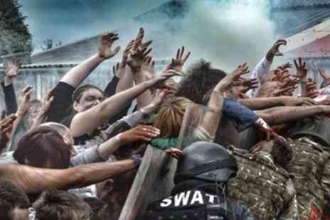 Ram Training - Four Hour Zombie Survival Experience - Save 29%