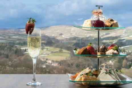 Holmfirth Vineyard - Winter Warmer Afternoon Tea or Brunch with Tour and Wine Tasting for Two or Four - Save 36%
