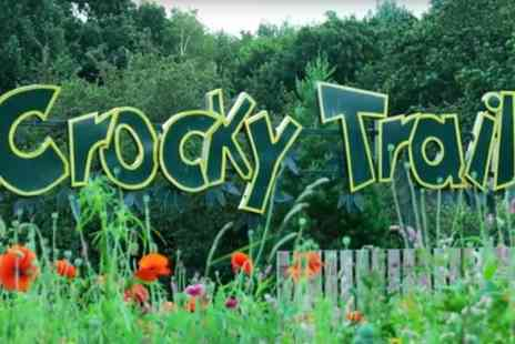 The Crocky Trail - Crocky Trail Admission Ticket - Save 0%