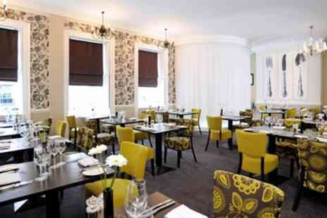 Dolphin Hotel - Three Course Festive Lunch for Two or Four - Save 47%
