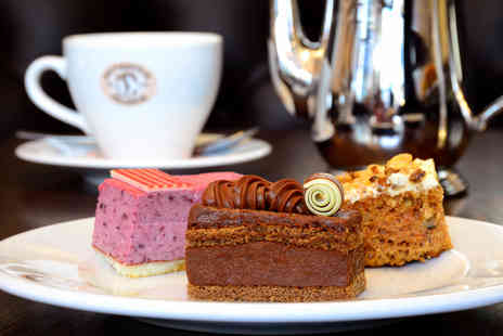 Patisserie Valerie - One Night Stratford Upon Avon Break with Afternoon Tea for Two - Save 0%
