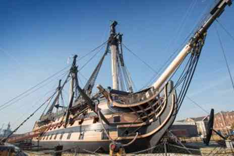 Portsmouth Historic Dockyard - Portsmouth Historic Dockyard adult annual pass - Save 37%