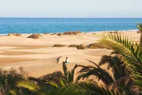 Teletext Holidays - Seven nights all inclusive Gran Canaria break With flights - Save 0%