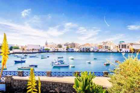Teletext Holidays - Seven night solo Lanzarote break With flights & breakfast - Save 0%