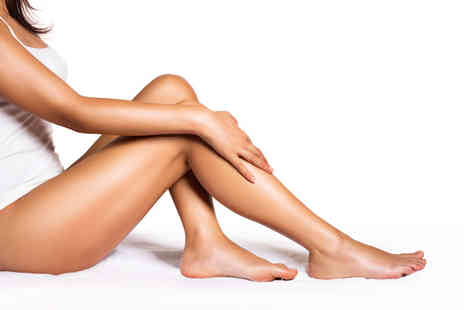 London Body Centre - Six sessions of Ice laser hair removal on one area, Two areas, three areas - Save 87%