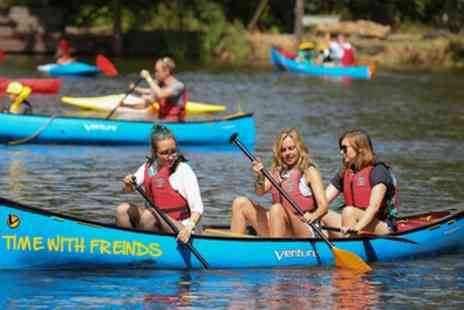 Active Nation Southampton - Two Hour Kayaking or Canoeing Experience for Two or Four - Save 50%