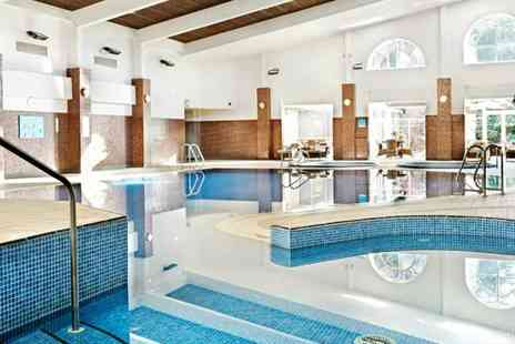 The Belfry - Warwickshire spa day with massage & afternoon tea - Save 0%