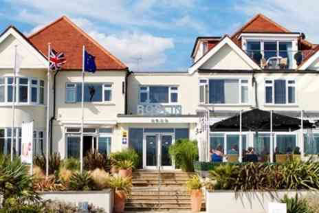 Roslin Beach Hotel - Elemis massage & facial at seafront Essex hotel - Save 36%
