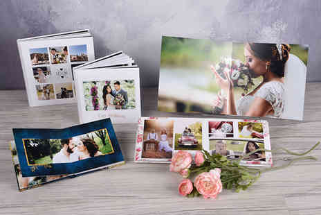 Colorland - Hand made lay flat photo album - Save 70%