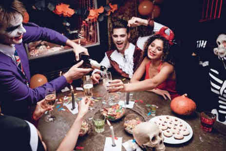 Golden Tours - Four hour Halloween boat party on the Thames with one drink included, celebrate this spooky holiday in style on Sat 27th October - Save 0%