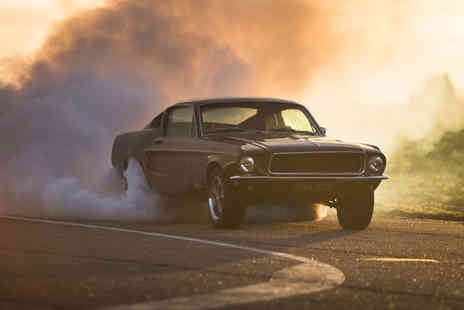 Drift Limits - 14 lap Ford Bullitt Mustang driving experience - Save 58%