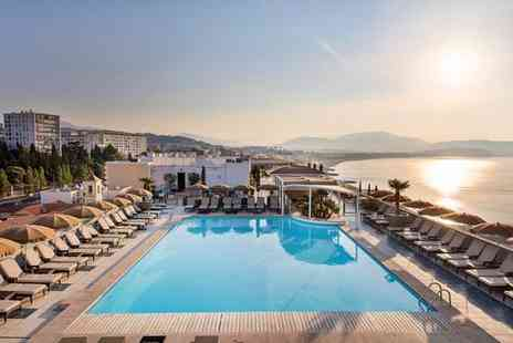 Radisson Blu Hotel - Four Star Sea Views on the French Riviera For Two - Save 40%