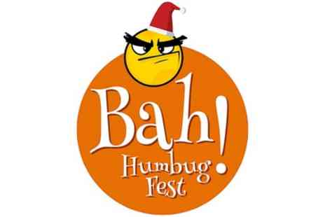 Bah Humbug - Ticket for one or a family of four to Bah Humbug Fest 20 To 30 December, East of England Show - Save 45%