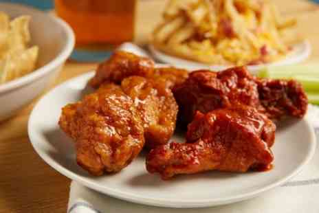 Piri Piri Shack - Choice of Chicken Meal with Drink for Two or Four - Save 33%