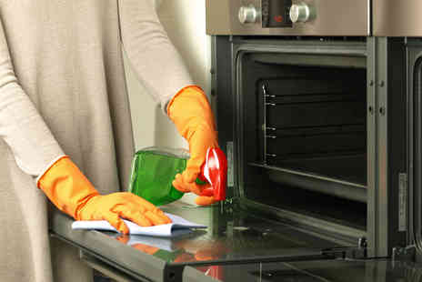 Premium Oven Cleaning - Full professional oven clean or include a dishwasher or washing machine - Save 76%