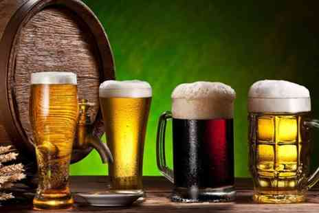 E Careers - Online master beer brewing at home course - Save 95%