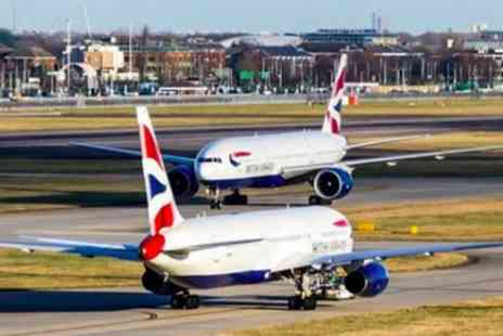 Travel Brake - Private Transfer Service Bath City to London Heathrow Airport - Save 0%