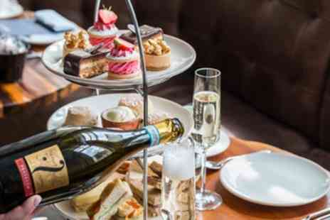 Bennetts Long Eaton - Afternoon Tea for Two or Four with Optional Prosecco - Save 31%