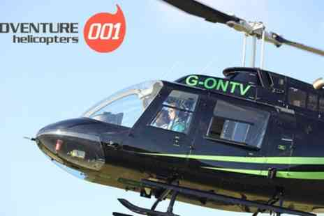 Adventure 001 - Tactical Helicopter Flying Lesson - Save 0%