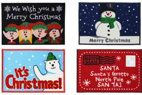 Groupon Goods Global GmbH - Christmas Doormat in Choice of Design - Save 0%