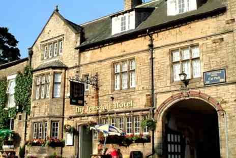 The Teesdale Hotel - One to Three Nights Stay for Two with Breakfast and Dinner and Option for Wine - Save 48%