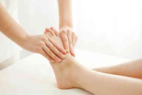 Achilles Podiatry - 50 Minute Foot Health Assessment with Scrub and Full Treatment for One - Save 84%