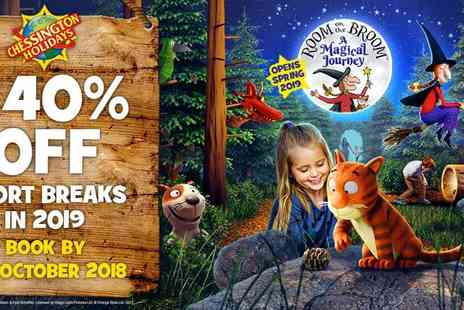 Holiday Extras - Create the Wildest of Memories with a Chessington Holiday - Save 40%