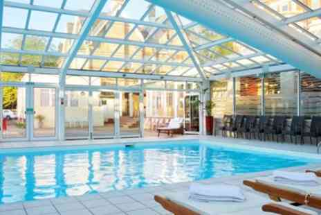 Bournemouth West Cliff Hotel - Bournemouth spa day With treatment & afternoon tea for 2 - Save 44%