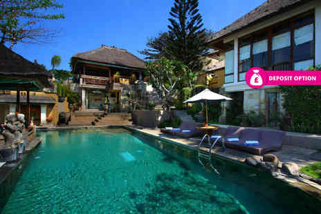 Great Pacific Travels - Ten night Bali and Ubud tour with breakfast and flights - Save 28%