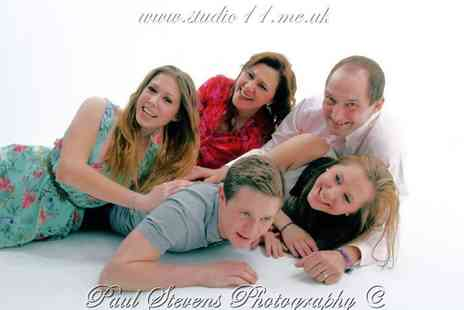 Paul Stevens Photography - Choice of photoshoot & DVD or prints package from Paul Stevens Photography - Save 96%