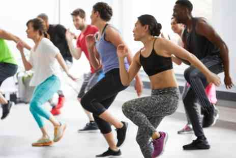 Harton Sports Centre - 10 Fitness Classes for One or 20 Classes for Two - Save 80%