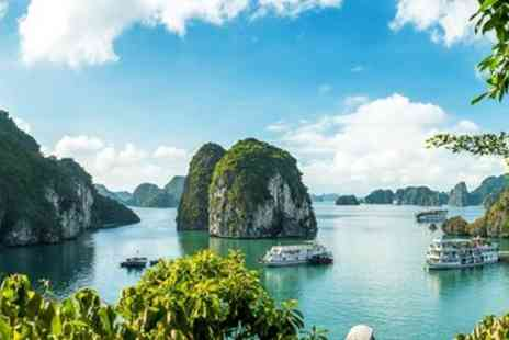Cruise Nation - Eleven night Hong Kong & Vietnam cruise with flights & stay - Save 0%
