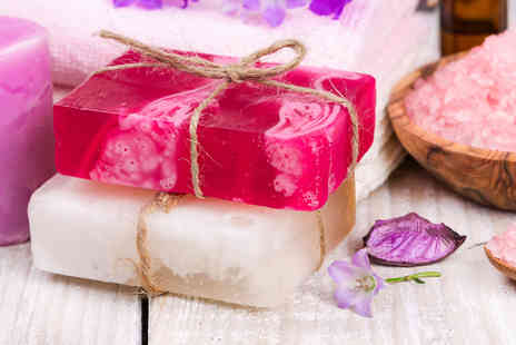Midas Touch Crafts - Three hour soap making workshop for one or two - Save 78%