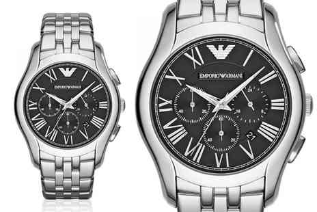 Best Watch Company - An Emporio Armani mens chronograph AR1786 watch - Save 69%