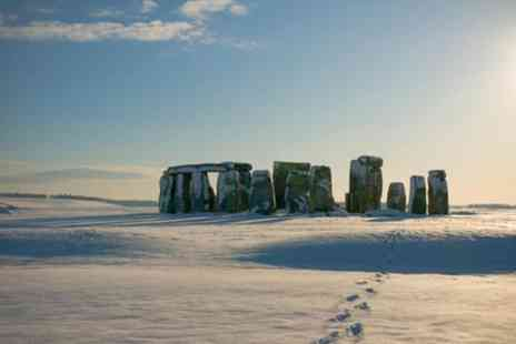 Premium Tours - Christmas Day Tour Windsor, Stonehenge, Bath and Lacock - Save 0%