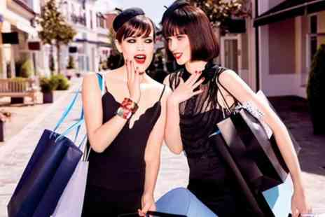 Evan Evans Tours - Bicester Village Shopping by Train - Save 0%