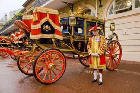 Evan Evans Tours - The Royal Mews Entry Ticket - Save 0%