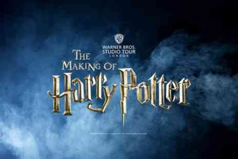 Golden Tours - Warner Bros Studio Tour London The Making of Harry Potter - Save 0%