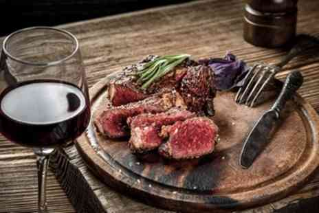 Bennetts Long Eaton - Steak and Wine for Two or Four - Save 48%