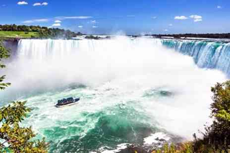 Hays Travel - Reykjavik, Toronto, Niagara & New York with flights & stays - Save 0%