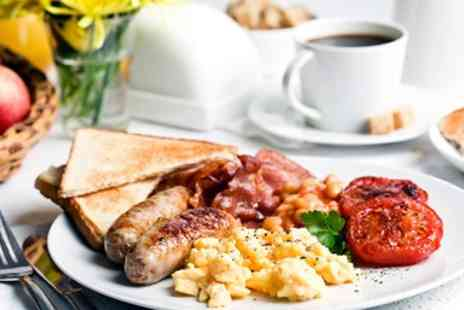 Frasers - Delicious breakfast for 2 with bubbly in Kent - Save 58%