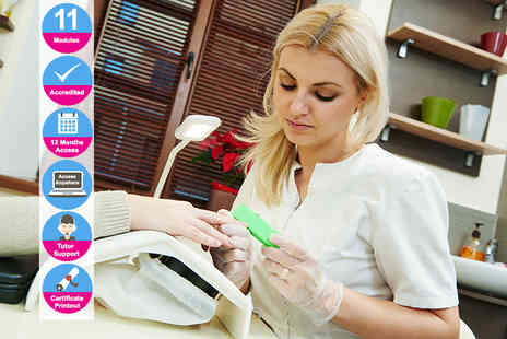 Oplex Careers - An accredited nail technician course - Save 92%