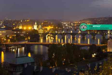 Via Holiday - Two or three night 5 Star Prague city break and return flights - Save 21%