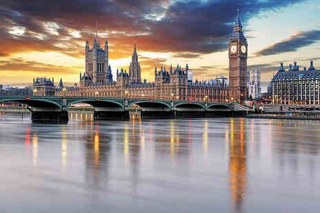 Thames River Services - Childs or adult ticket to a Westminster Greenwich River Thames boat tour - Save 43%