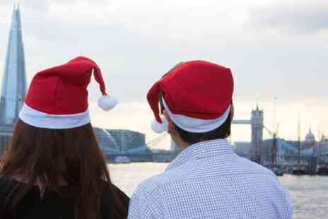 City Cruises - Thames River Christmas Day Sightseeing Cruise - Save 0%