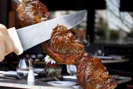 Bem Brasil - All You Can Eat Rodizio Lunch with Caipirinha Cocktail for One or Two - Save 52%